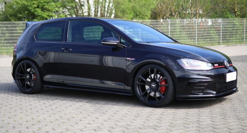 Golf VII GTI Clubsport S mit TrackDay Kit von KONI