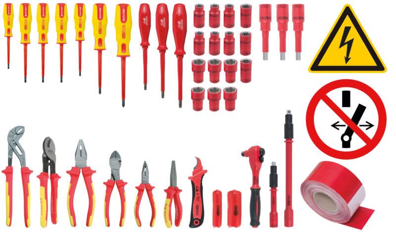Werkzeug für Hochvoltfahrzeuge von KS Tools
