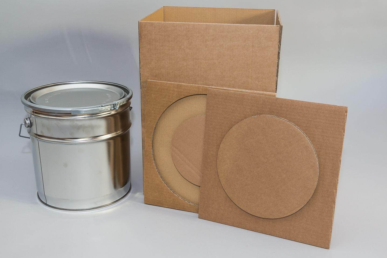 Verpackung für Eimer